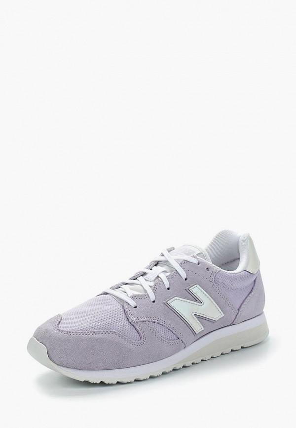 Купить Кроссовки New Balance, 520, ne007awbbgd0, фиолетовый, Весна-лето 2018