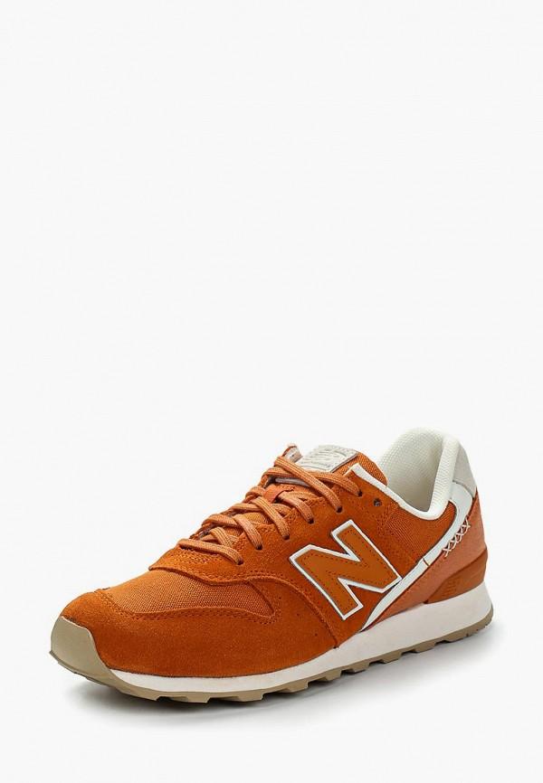 Купить Кроссовки New Balance, 996, ne007awbbgd4, оранжевый, Весна-лето 2018