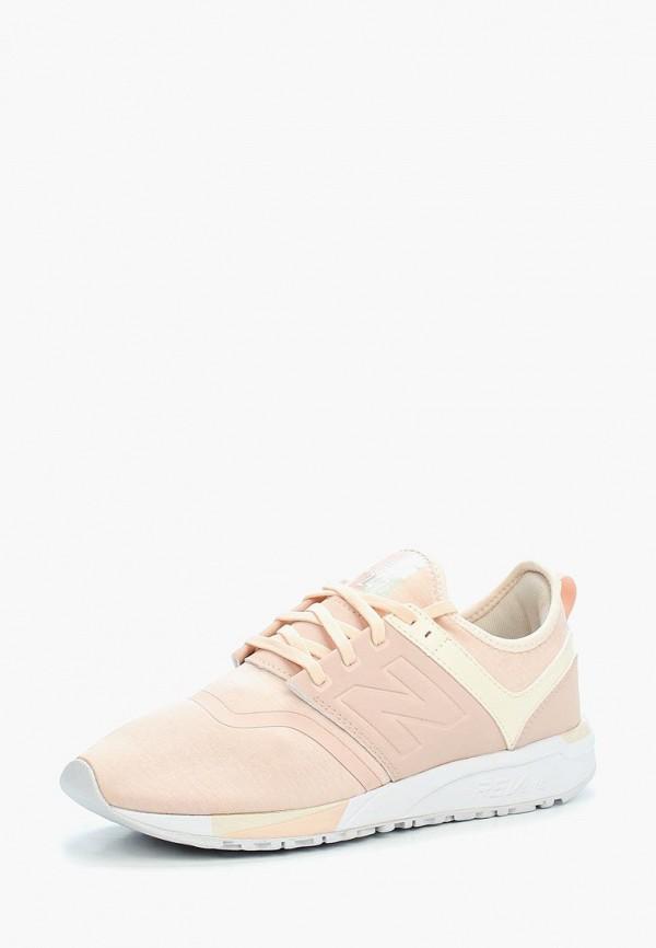 Купить Кроссовки New Balance, 247, ne007awbpry1, розовый, Весна-лето 2018