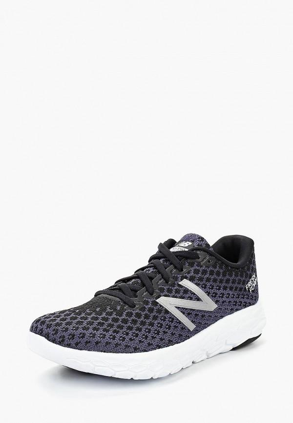 Фото - женские кроссовки New Balance серого цвета