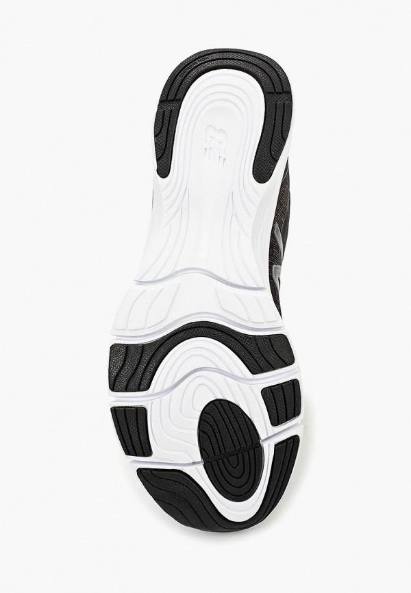 Фото 3 - женские кроссовки New Balance черного цвета