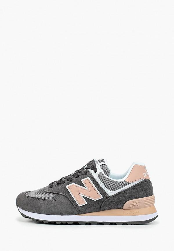 Кроссовки New Balance New Balance NE007AWFNQJ4 кроссовки женские new balance 996 цвет серый wr996nec d размер 8 5 39
