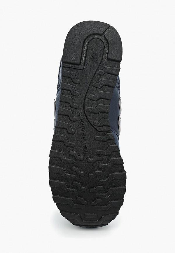 Фото 3 - женские кроссовки New Balance синего цвета