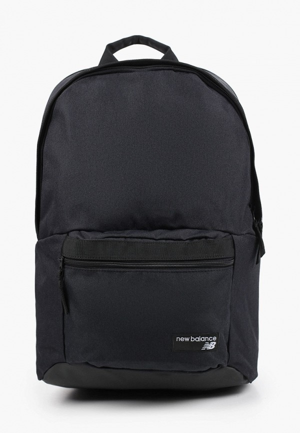 женский рюкзак new balance, черный