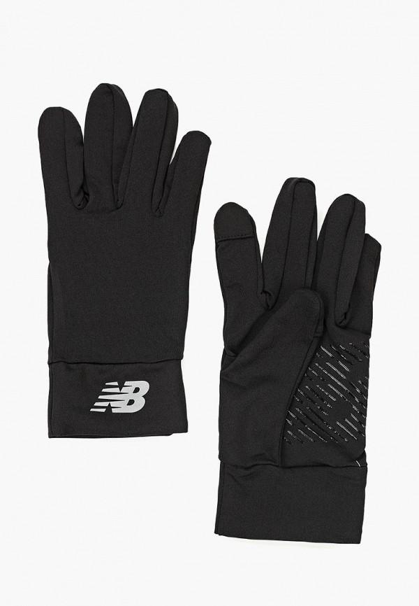 Купить Перчатки New Balance, Everyday Gloves, NE007DUBZGJ4, черный, Осень-зима 2018/2019