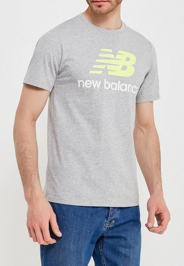Футболка New Balance New Balance NE007EMAGFZ3 цена 2017