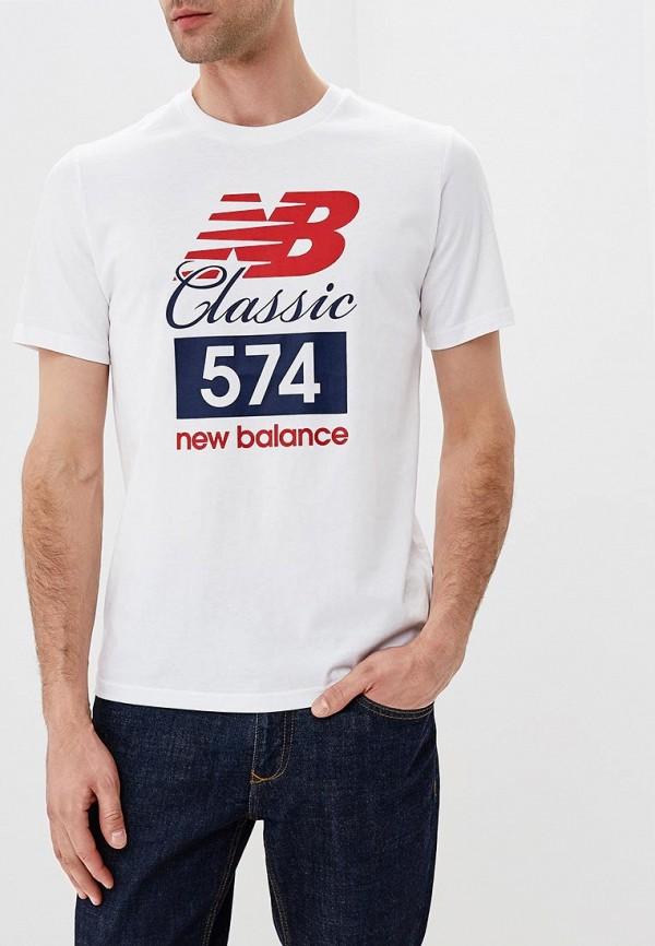 Футболка New Balance New Balance NE007EMBFUZ3 бутсы new balance new balance ne007ampec76