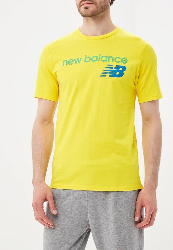 Фото - Футболка New Balance New Balance NE007EMBPRW3 футболка new balance new balance ne007embprw6
