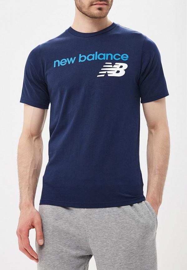 Футболка New Balance New Balance NE007EMBPRW5 футболка new balance футболка