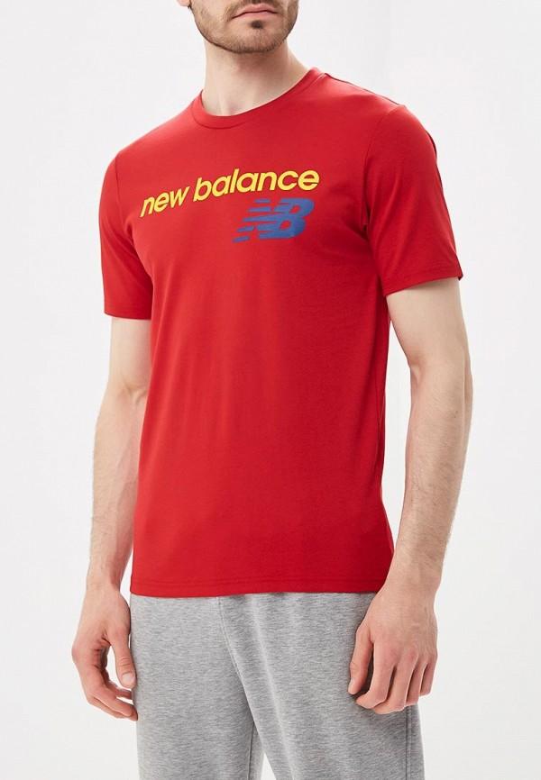 Футболка New Balance New Balance NE007EMBPRW8 футболка new balance new balance ne007emeaxq5