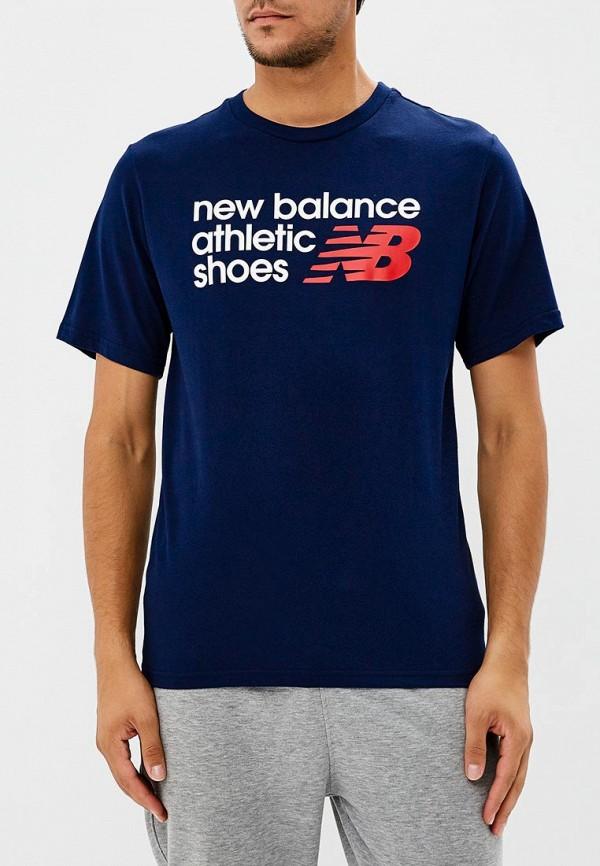 Футболка New Balance New Balance NE007EMBPXI5