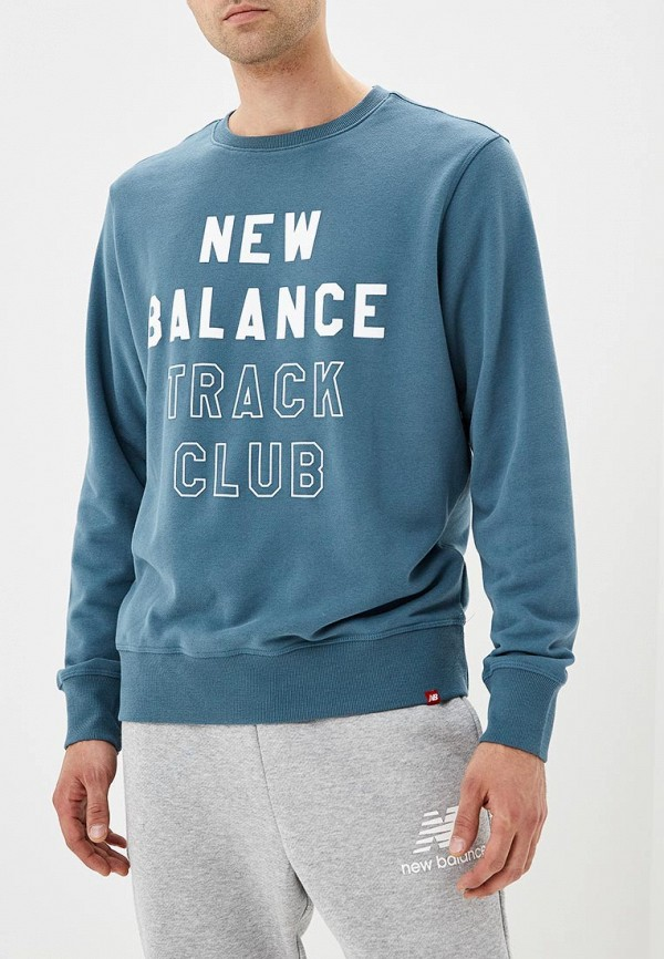 Свитшот New Balance New Balance NE007EMBPXJ4 new balance ml574 reflective