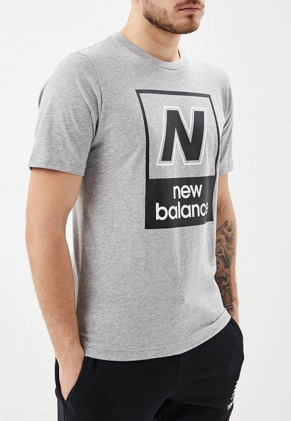 Футболка New Balance New Balance NE007EMEAXQ0