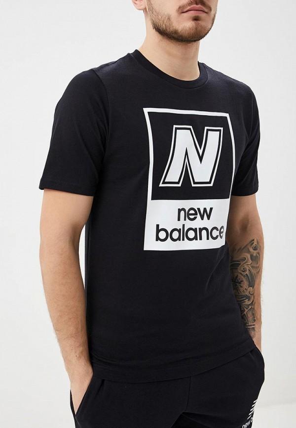 цена Футболка New Balance New Balance NE007EMEAXQ1