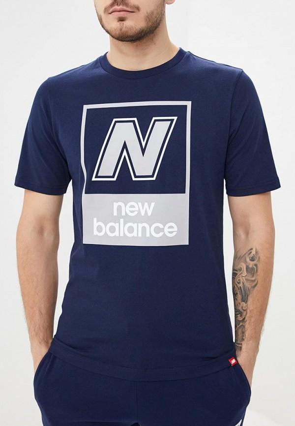 Футболка New Balance New Balance NE007EMEAXQ2 футболка new balance new balance ne007emeaxq5