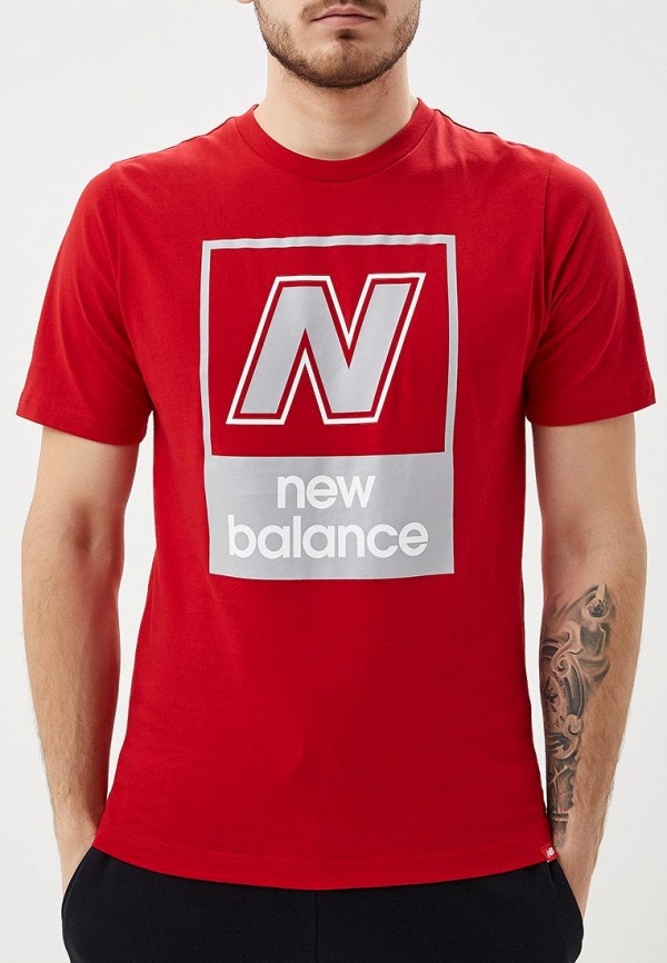 Футболка New Balance New Balance NE007EMEAXQ3 футболка new balance new balance ne007emeaxq5