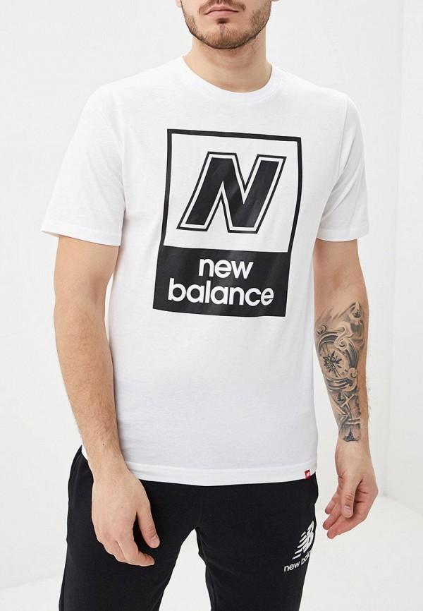 Футболка New Balance New Balance NE007EMEAXQ4 футболка new balance new balance ne007emeaxq5