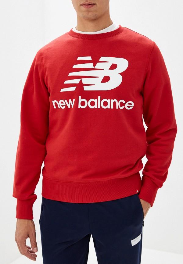 Свитшот New Balance New Balance NE007EMFNIP6 new balance поло