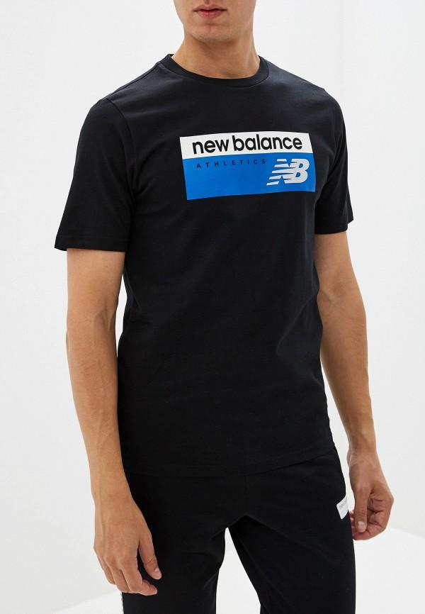 Футболка New Balance New Balance NE007EMFNIP9 new balance 530 купить в москве