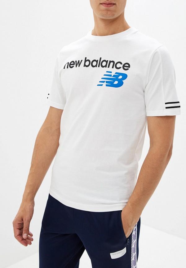 Футболка New Balance New Balance NE007EMFNIQ1 new balance поло