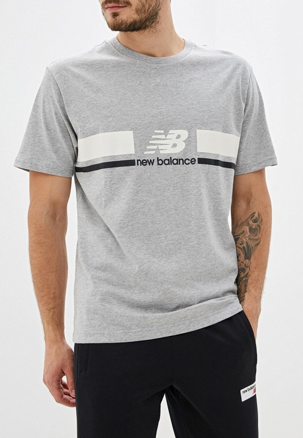 Футболка New Balance New Balance NE007EMFNIQ9 футболка new balance new balance ne007emfniq7