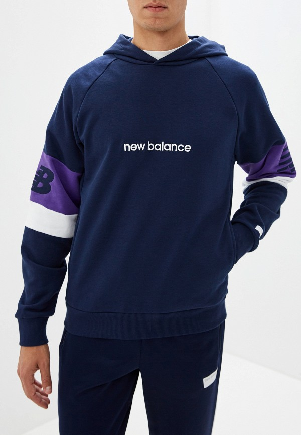 Худи New Balance New Balance NE007EMFNIR5 new balance ml574 usa