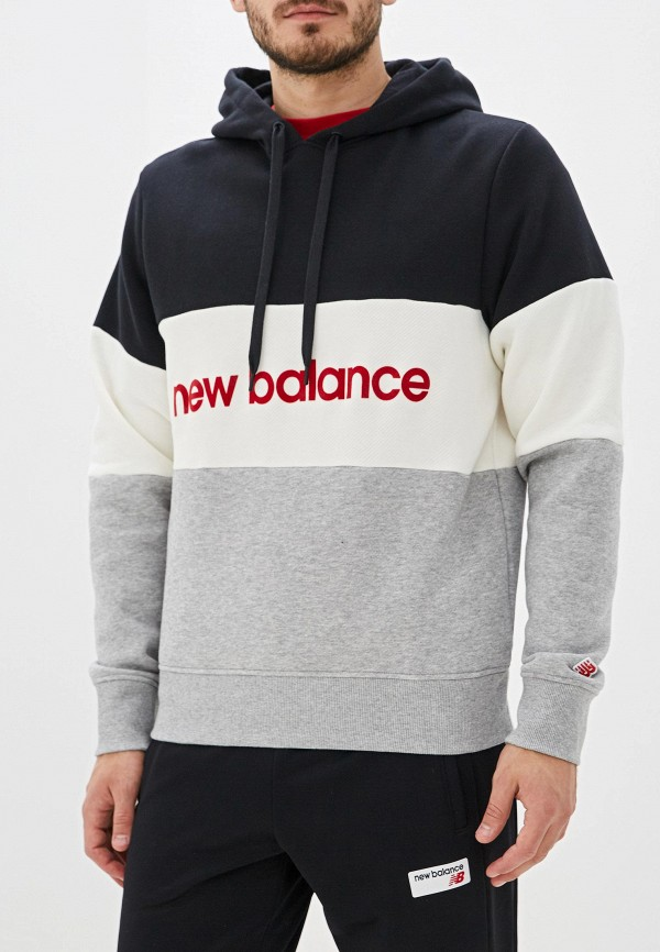 Худи New Balance New Balance NE007EMFNIS0 поло new balance new balance ne007embpxg6