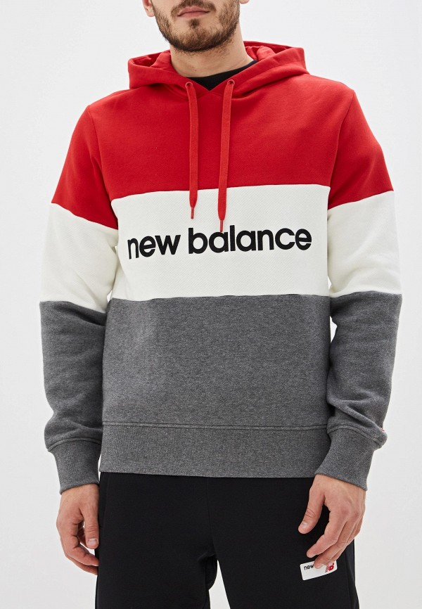 Худи New Balance New Balance NE007EMFNIS1 new balance поло