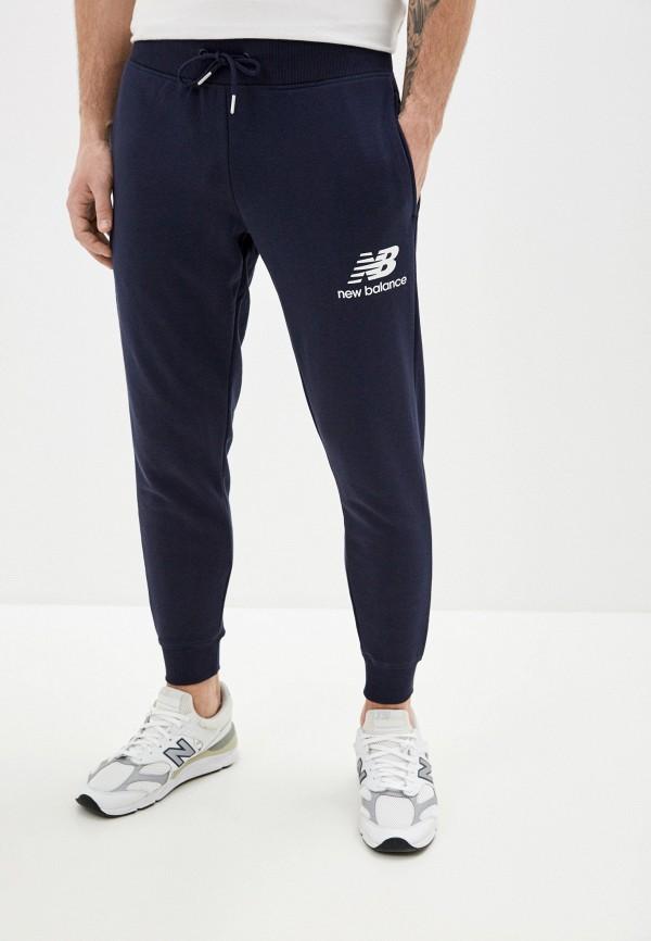 мужские спортивные брюки new balance, синие