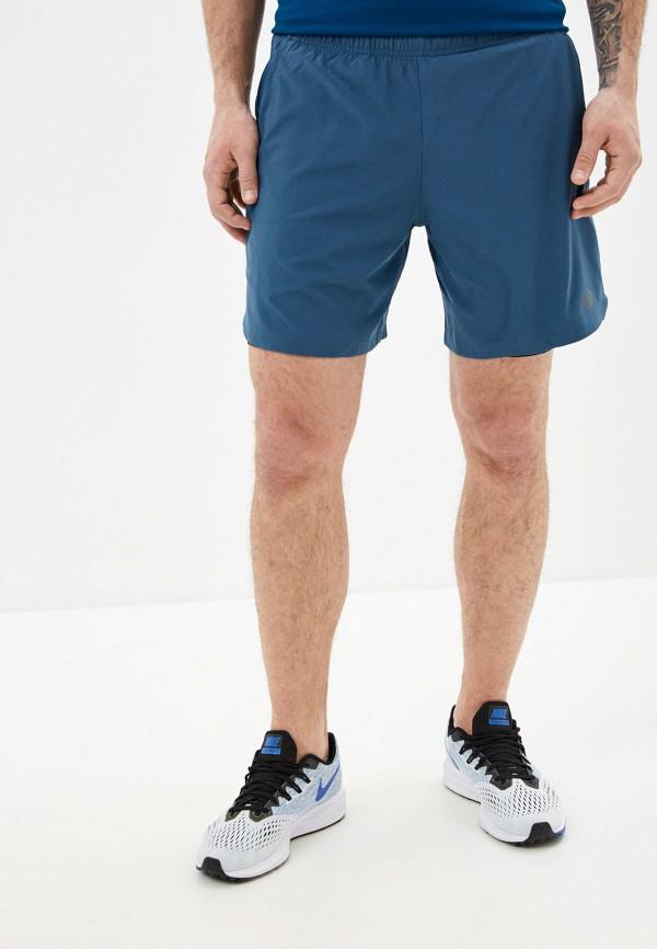 мужские спортивные шорты new balance, синие