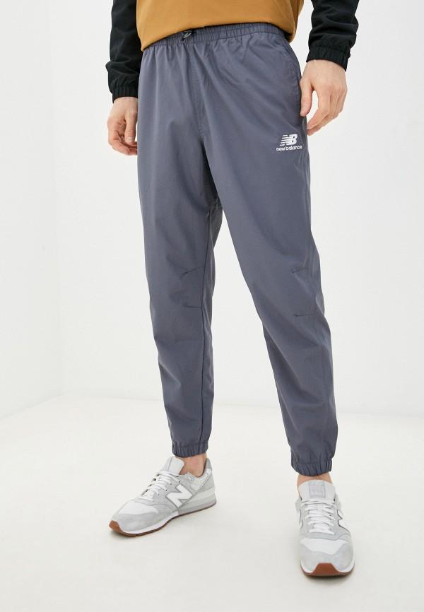 мужские спортивные брюки new balance, серые