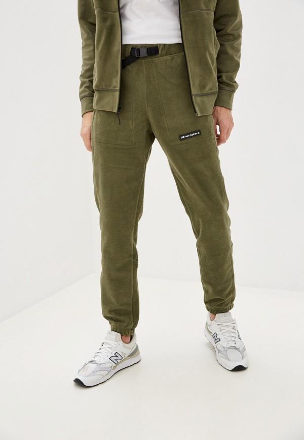 мужские спортивные брюки new balance, хаки