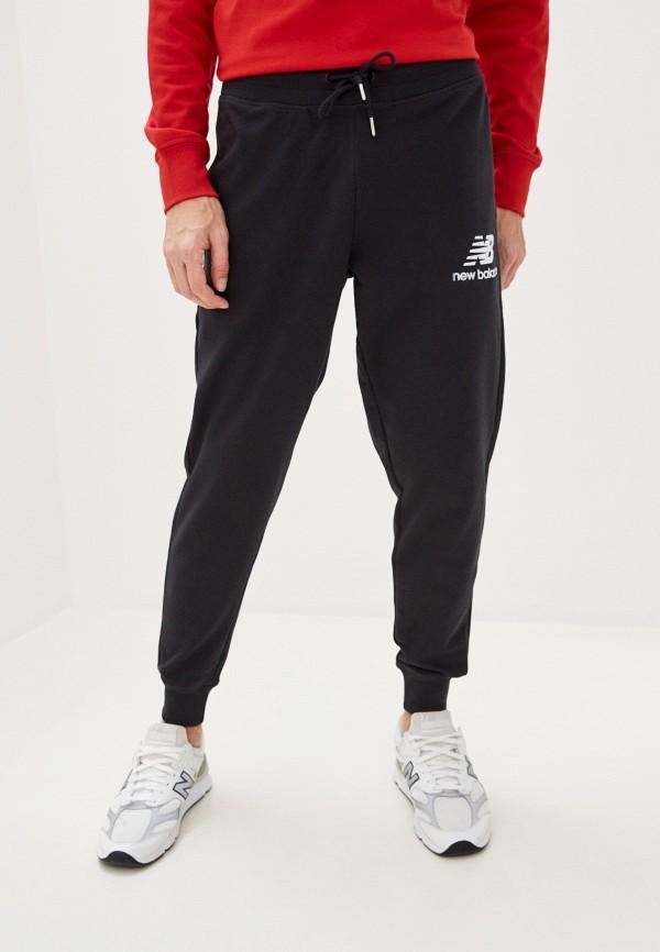 мужские спортивные брюки new balance, черные
