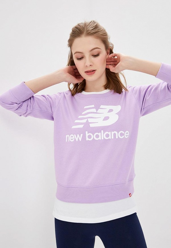 Свитшот New Balance New Balance NE007EWEAZI3 new balance поло