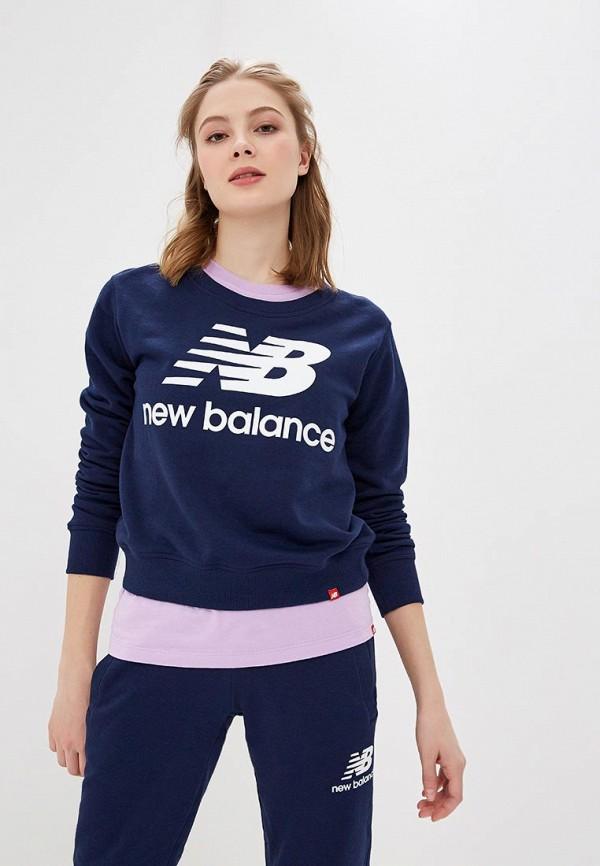 Свитшот New Balance New Balance NE007EWEAZI4 недорго, оригинальная цена
