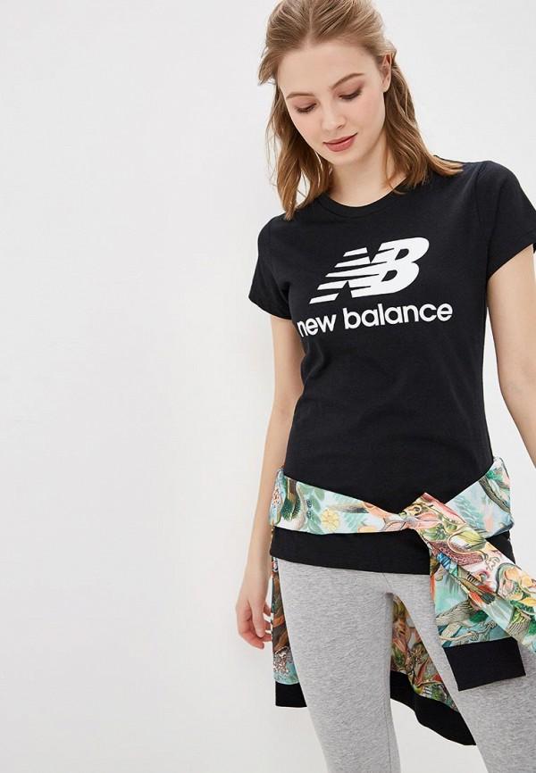 Футболка New Balance New Balance NE007EWEAZI8 футболка new balance new balance ne007emeaxq5