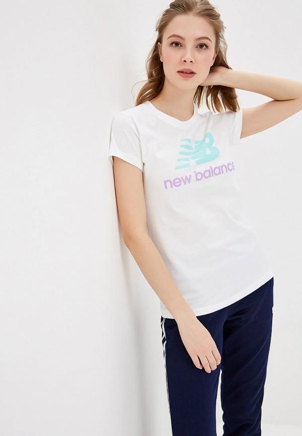 Футболка New Balance New Balance NE007EWEAZJ1 футболка new balance футболка