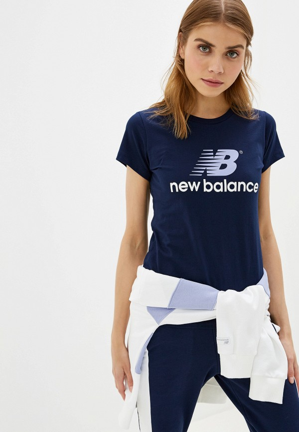 Футболка New Balance New Balance NE007EWFNIT7 new balance new balance ne007awhih18