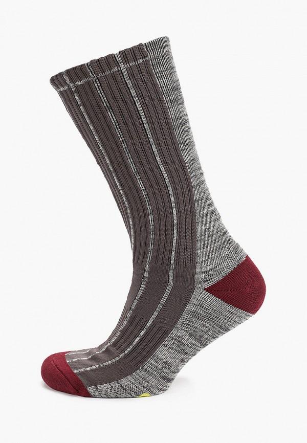 женские носки new balance, серые