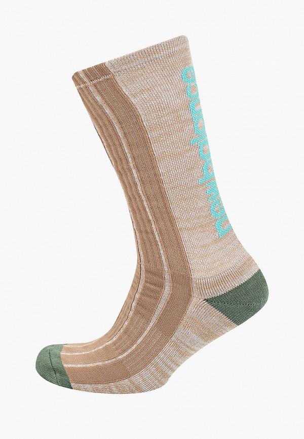 женские носки new balance, бежевые