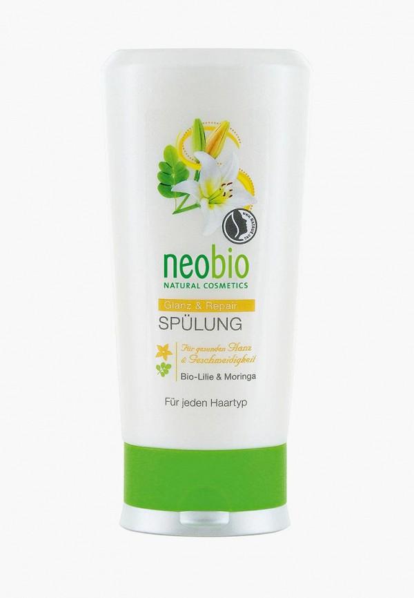 Купить Кондиционер для волос Neobio, с био-ли лией и морингой, 150 мл, ne022lwazwe5, прозрачный, Осень-зима 2018/2019