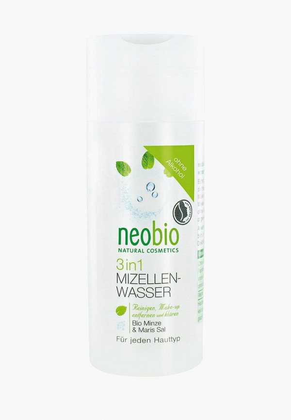 Мицеллярная вода Neobio Neobio NE022LWAZWF1 вода ducray иктиан увлажняющая мицеллярная вода 400 мл