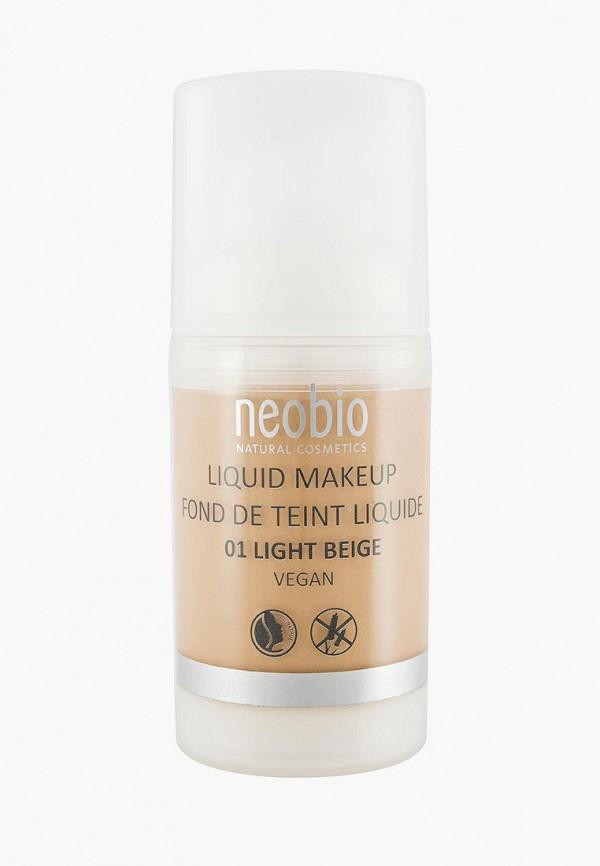 Тональный крем Neobio Neobio NE022LWAZWG8 косметика детская neobio