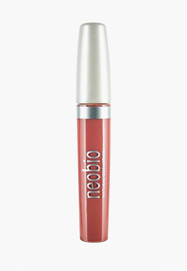 блеск для губ neobio, розовый