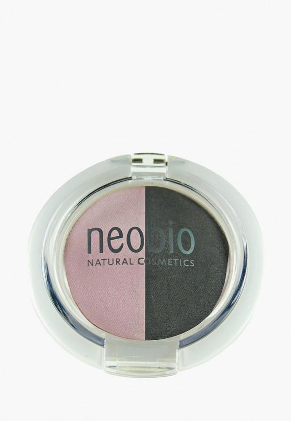 тени для век neobio, разноцветный