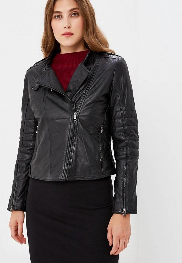 Куртка кожаная Ne.Ra Collezioni