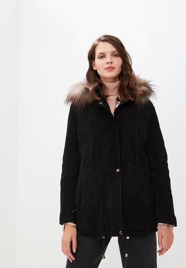Купить Куртка утепленная Ne.Ra Collezioni, NE023EWCMKR4, черный, Осень-зима 2018/2019