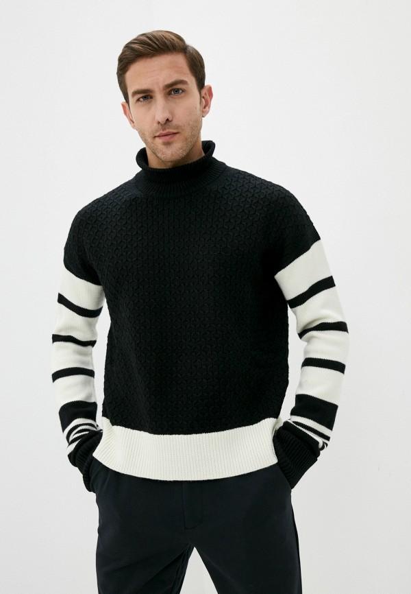 мужской свитер neil barrett, черный
