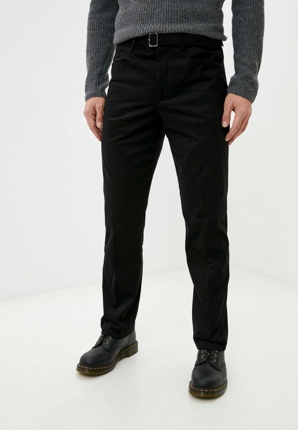 мужские прямые брюки neil barrett, черные