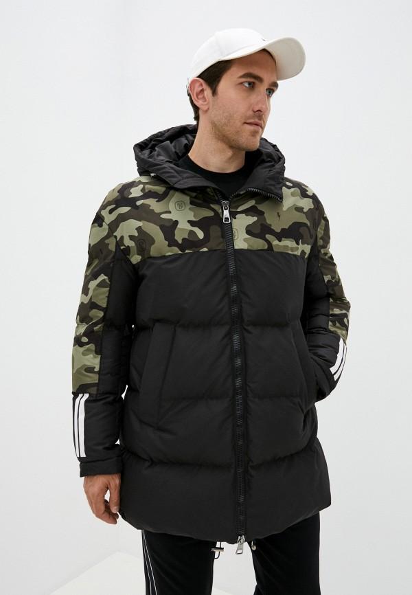 мужская куртка neil barrett, черная